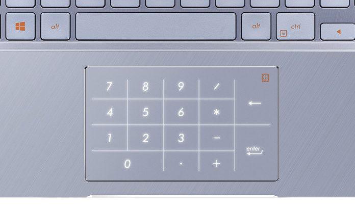 ASUS-ZenBook-14-UX431-numpad