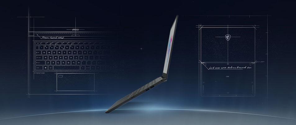 MSI-PS63-Modern-thiết kế sắc xảo