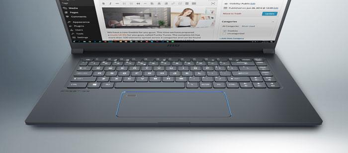 MSI-PS63-Modern-10 bàn phím