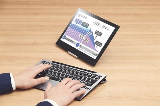 laptop 2-trong-1 VAIO A12