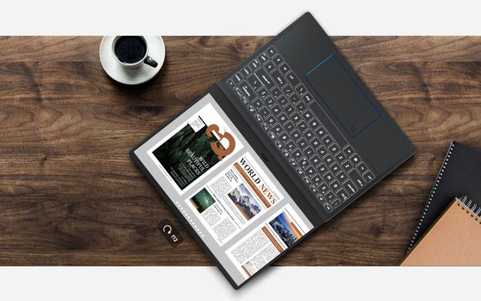 laptop-msi-prestige-14-ban-phim