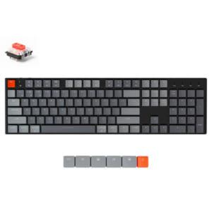 Keychron-K1-V4-layout-104-red-sw