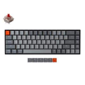Keychron-K6-keyboard-vo-nhua-sw-red