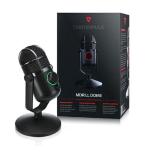 Microphone-Thronmax-Mdrill-Dome-Plus-Jet-Black-96Khz-3