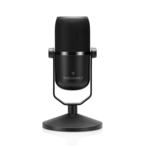 Microphone Thronmax Mdrill Zero Jet Black 48Khz-3