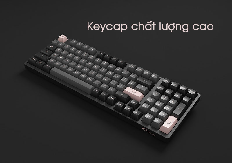 keyboard-akko-3098-blackpink-keycap
