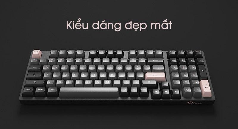 keyboard-akko-3098-blackpink-kieu-dang