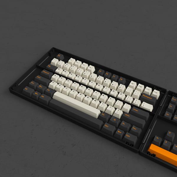 set-keycap-akko-carbon-retro-pbt-double-shot-cherry-profile-229-nut-2
