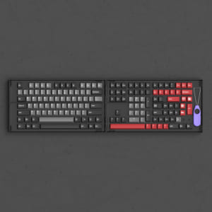 set-keycap-akko-psittacus-pbt-double-shot-cherry-profile-157-nut